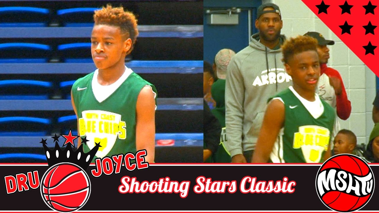 LeBron James Jr Is BECOMING A BEAST