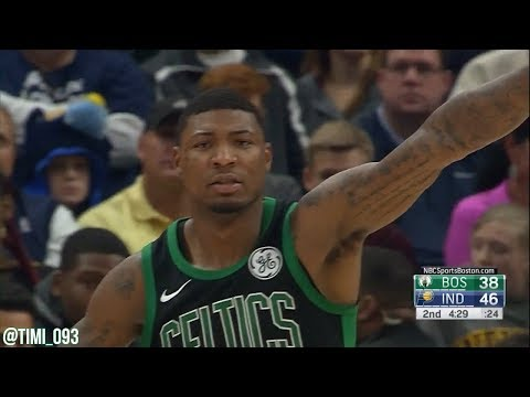 Marcus Smart Highlights vs Indiana Pacers (15 pts, 6 reb, 5 ast)
