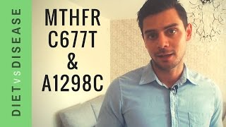 MTHFR Mutations C677T and A1298C: Explained In Plain English