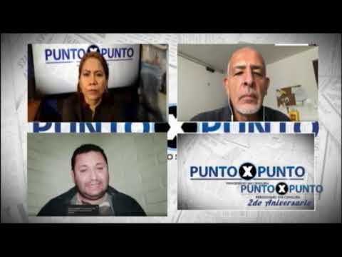 09 de junio 2021  #EnVivo Punto x Punto Periodismo sin Censura con Sandra Romero e Invitados