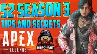 52 Apex Legends Season 3 Pro Tips and Secrets