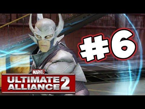 marvel ultimate alliance 2 part 6 new boss fight - blitzwinger fortnite