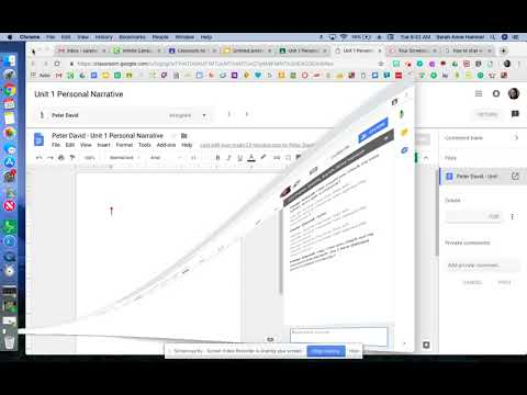 How To Use Chat In Google Docs