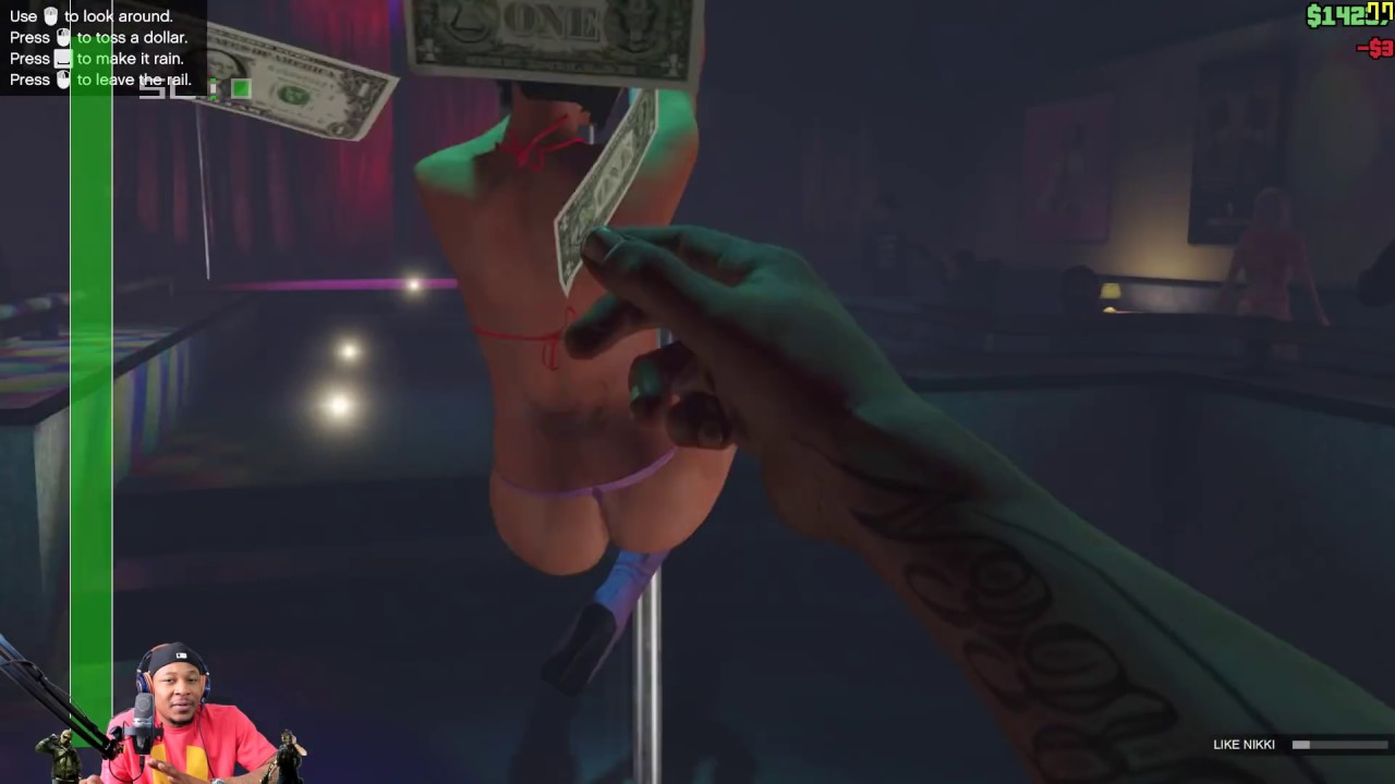 strip club porn