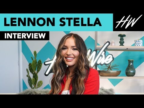 Lennon Stella Reveals Her Favorite Song From Her EP Love, Me!! | Hollywire