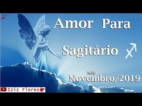 Signo de Sagitário para o Amor !! Novembro / 2019