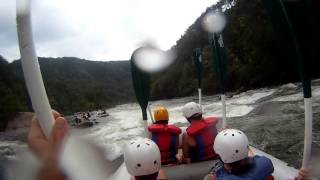 "Ocoee River Whitewater Rafting 11 ""Double Suck"""