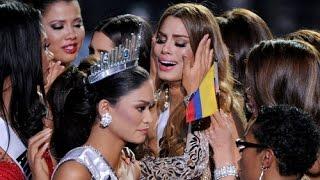 Miss Universe 2015   NOT SEEN ON TV