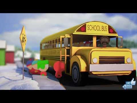South Park S23E10 Christmas Snow