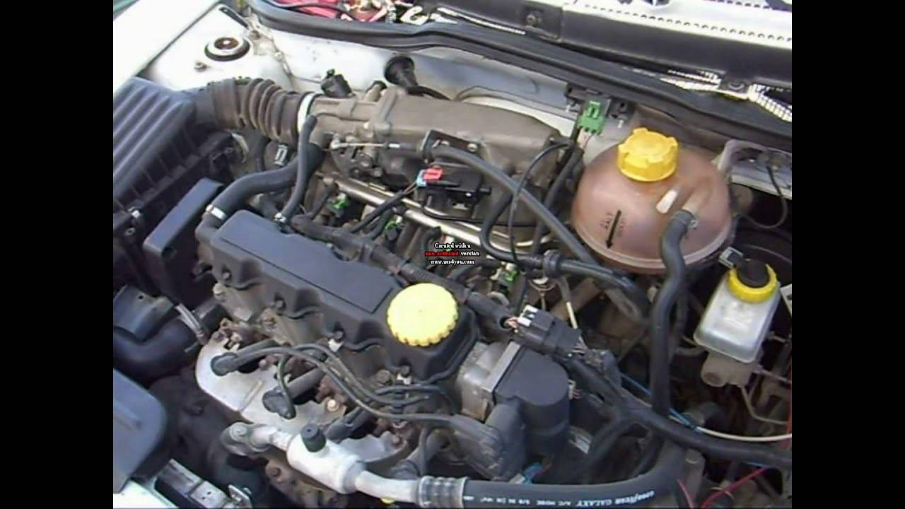 Motor de chevy c2.wmv - YouTube