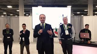 CES 2019, cronache da Las Vegas /2: l'ambasciatore italiano negli USA