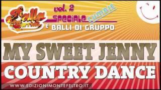 MY SWEET JENNY - COUNTRY LINE DANCE - BALLA E SORRIDI VOL.2  - BALLO DI GRUPPO - BASI MUSICALI