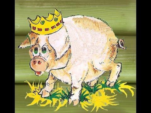 Povestea porcului de Ion Creangă - partea 1- poveste audio și animată
