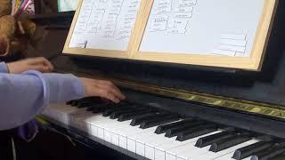 超特急の曲をメドレーにして弾いてみました。 いつものことですが、ミス...