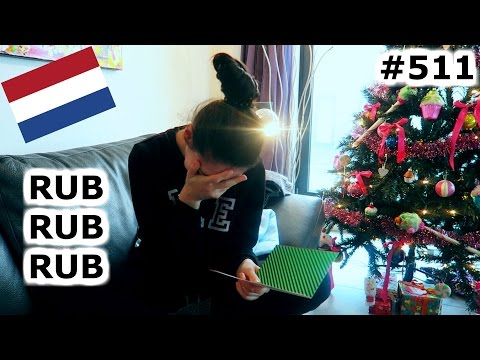 SEXUAL RACIST CHRISTMAS GIFTS OPENING | AMSTERDAM DAY 511 | TRAVEL VLOG IV