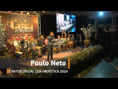 Ceia Profetica Açuzinho 2020  Entrevistas Cortes Produções
