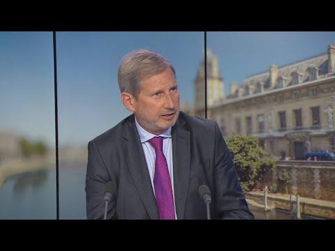EU enlargement commissioner says bloc