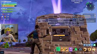 Fortnite SSD10 is F**KING INSANE + I get triggered then stream for 7 hours cuz fml (livestream)