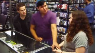 Girl Gamer Harassed by Teen   What Would You Do?   WWYD