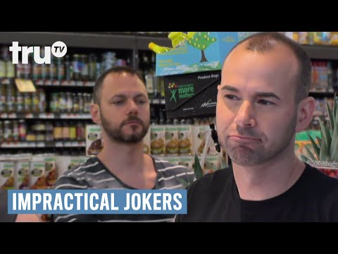 Impractical Jokers: Inside Jokes - Lick the Finger | truTV