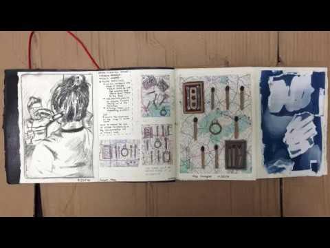 Art Drawing Sketchbooks