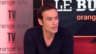 Anthony Delon : « Je ne suis pas le docteur Mamour »