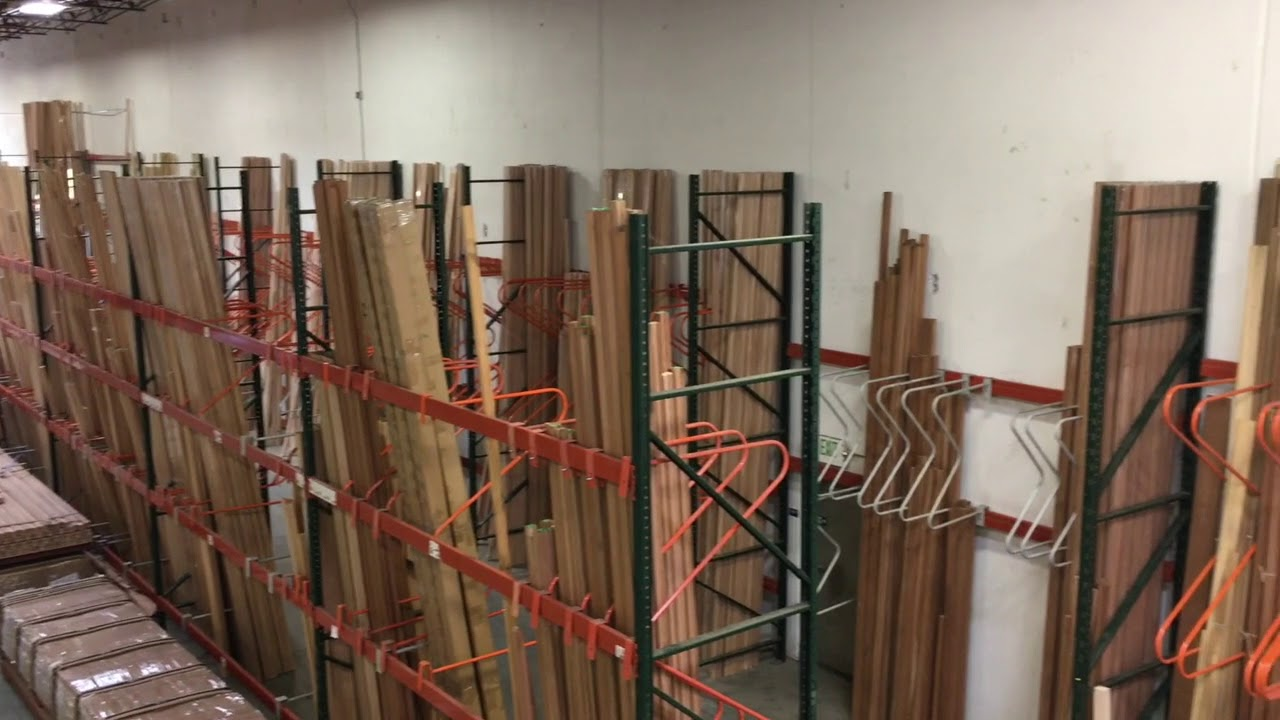Charming Ascension Stair Parts: Stockton Distribution Center