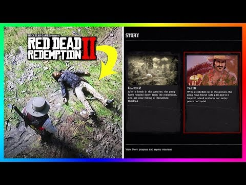 What Happens If You Kill Micah Bell EARLY In Red Dead Redemption 2? (RDR2 SECRET Ending)
