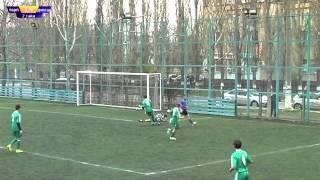 Торпедо - ВУФК  (Николаев) 1:0 ДЮСШ-11 Черноморец (Одесса) 2 тайм