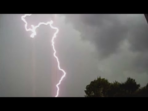 Best Lightning Strike Compilation #2 (2011)