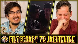 FilterCopy Vs JordIndian  YOLO You Only Laugh Once  S01E01  Ft Jordindian Reaction and Discussion