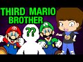 Mario and Luigi's SECRET Brother? (Super Mario Bros. Theory) - ConnerTheWaffle