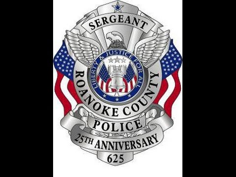 Roanoke County Police 25th Anniversary