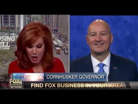 Nebraska Gov. Pete Ricketts on FOX Business