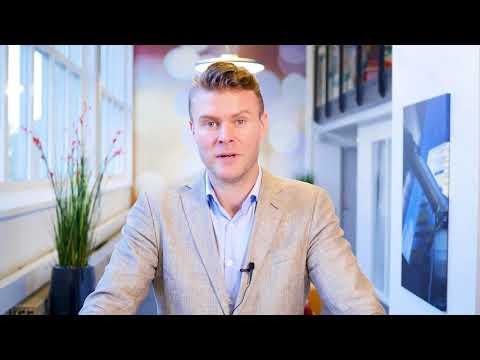 Projektledare Henrik vill att du blir hans kollega