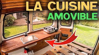 THE PERFECT KITCHEN FOR THE PERFECT VAN !