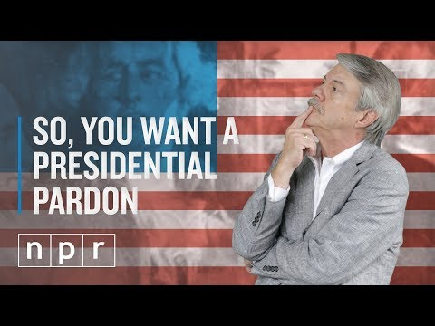 So, You Want A Presidential Pardon | Ron's Office Hours | NPR