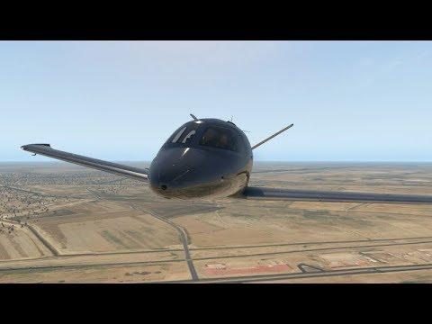 X-Plane 11: #39 von UTAM (Mary, Turkmenistan) weiter nach UTAV (Turkmanabad, Turkmenistan)