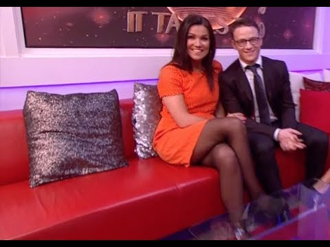 The Best of Susanna Reid Wearing Pantyhose and Stockings