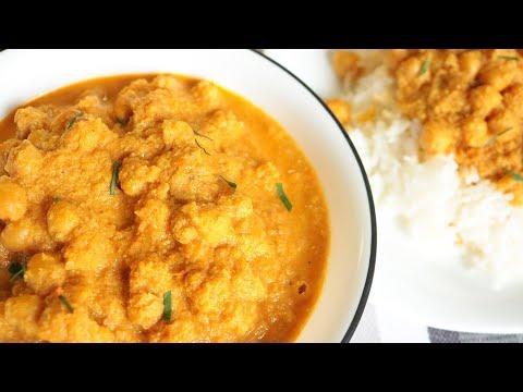 Chickpea Tikka Masala | Chhole Tikka Masala | Total Vegan Recipe | Aroma Junction