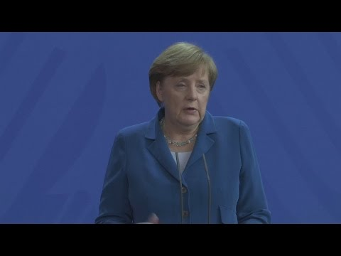 Angela Merkel warns EU members of the negative impact Brexit will cause