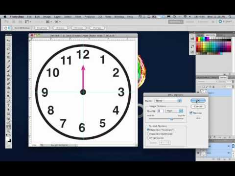 Creating an Animated Image using InDesign