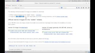 Debian ¿Qué ISO descargar?