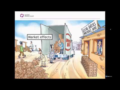 Webinar on Conflict Sensitivity & the Do No Harm tool in Humanitarian Assistance 151012