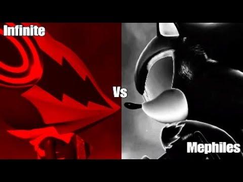 Infinite Vs Mephiles Rap Battle
