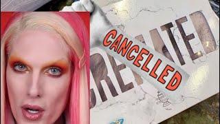 Jeffree Star huge backlash over new palette Cremated!