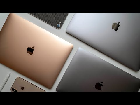 The Best MacBook For School // MacBook Air vs MacBook Pro 2019!