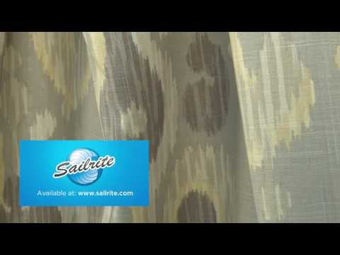 Video of Braemore Journey Putty Fabric #104143