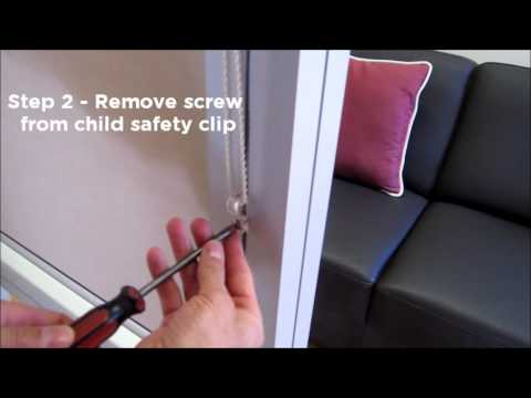 Roller Blind Removal