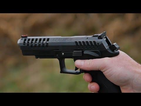 Should handgun manufacturers be worried?